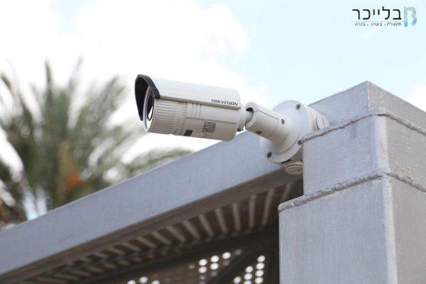 איך מתקינים מצלמות אבטחה - המדריך השלם
